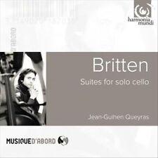 Britten: Suites for Solo Cello (CD, 2012, Harmonia Mundi (Distributor))