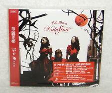 J-POP Kalafina Red Moon Taiwan Ltd CD+DVD