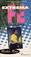 richie ray y su orquesta   CONCIERTO DE EXTREMA FE    VHS VIDEOTAPE