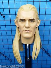 Sideshow 1:6 Lord Of The Rings Legolas Greenleaf Figure - Orlando Bloom Head