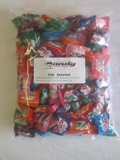 Zotz Fizzy Candy 2 Pounds Aprox 170pc Asst 7 Flavors With Strawberry