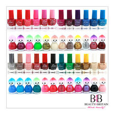 48 x NAIL POLISH VARNISH SET  48 DIFFERENT COLOURS WHOLESALE JOB LOT UK
