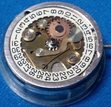 NOS Vintage Swiss Bettlach EB 8465 Date Mechanical 17J Complete Watch Movement
