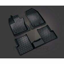 2015 Jeep Renegade All Weather Rubber Slush Floor Mats 82214194AB Mopar