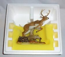 "Lenox Americas Wildlife Collection White Tailed Deer 1991 (8"" Tall)"