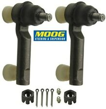 Lexus GX460 Toyota Tacoma Pair Set of 2 Front Outer Steering Tie Rod Ends Moog