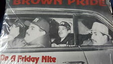brown pride on a friday night  rare chicano rap cassette out of print