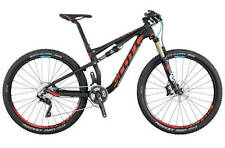 2015 Scott Contessa Spark 700 RC 2015 Women's Carbon MTB, Size Large