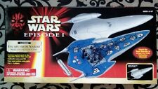 Star Wars Royal Starship escape from Naboo Game Tiger Electronics nuevo embalaje original