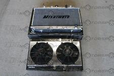 MISHIMOTO 86-92 Supra Radiator+Fan Shroud MK3
