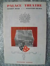 1960 Theatre Programme- A Brough's THE GRASS IS GREENER-Hug,Margaret Williams