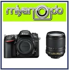 Nikon D7200 Digital SLR Camera With 18-105mm Lens + 8GB + Bag