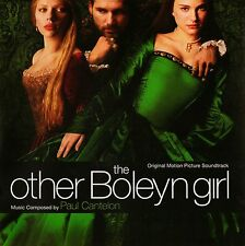 The Other Boleyn Girl (2008) Original Soundtrack CD by Paul Cantelon NEW Sealed