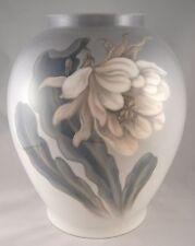 Royal Copenhagen Cactus Vase Artist Signed GRY 2650 35B Large