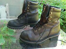 Red Wing Shoes / Irish Setter Work MESABI 83808 / Waterproof / 9 EE / Pre-Owned
