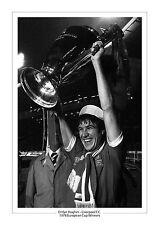EMLYN HUGHES LIVERPOOL F.C 1978 EUROPEAN CUP A4 PHOTO PRINT