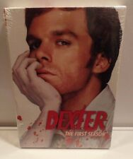 Dexter The Complete First Season DVD 4-Disc Set NEW SEALED Michael Hall Showtime