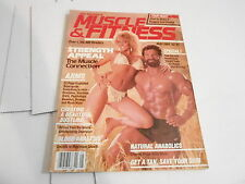 MAY 1984  MUSCLE AND FITNESS bodybuilding magazine