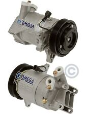 NEW AC COMPRESSOR AND CLUTCH SEE COMPATIBILITY CHART 20-11281-AM