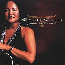 Eagle Cries CD Joanne Shenandoah Native American Flute Brand New Sealed Rare