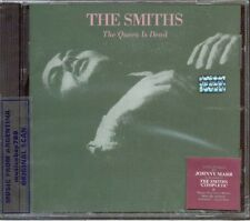 THE SMITHS THE QUEEN IS DEAD REMASTERED BY JOHNNY MARR SEALED CD NEW