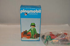 Playmobil 3321 Traveling Men OVP NEW mint in box RARE sealed