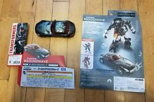 Takara Movie Advanced Transformers AD17 AOE Darkside Soundwave Deluxe Complete