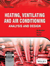 FAST SHIP: Heating, Ventilating and Air Conditioning Ana 6E by Jeffrey D. Spitle