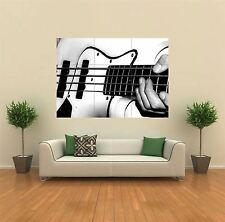 BASS GUITAR PLAYING MUSIC NEW GIANT POSTER WALL ART PRINT PICTURE G107