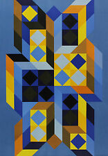 Victor VASARELY 1906 - 1997 - Tridimor