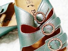 Birkenstock BETULA Sandals Eur 42N Limited Edition, Purchased in Germany!