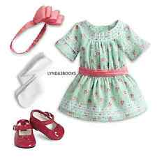 American Girl Doll Samantha Special Day Dress~NIB~NO DOLL~FREE SHIP