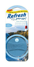 Refresh Scented Ceramic Stone Under the Seat Car Air Freshener, Cool Breeze