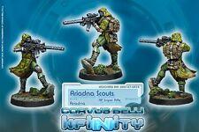 Infinity BNIB - Ariadna Scouts (AP Sniper)