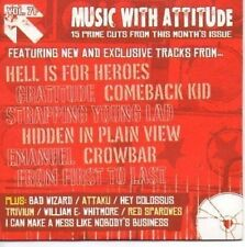 (AR916) Rock Sound CD #71, Hell is for Heroes etc - CD