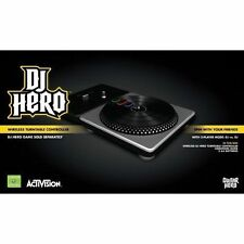 XBOX 360 DJ Hero Turntable - NEW SEALED