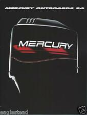 Boat Motor Brochure - Mercury - Outboard Product Line Overview - 1996  (SH42)