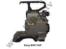 Sony bvp-7ap - cabezal de cámara