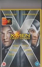 X-MEN FIRST CLASS DVD XMEN SUPERHEROES