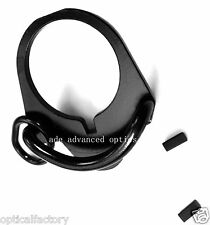 223/5.56 360 degree Sling Adaptor End Plate Sling Swivel Mount Loop buffer tube