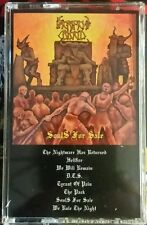 Sacrificial Blood - Souls For Sale(tape, 2017)THE DAY OF THE BEAST PLAGUE ANGEL