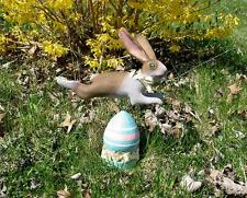 Bethany Lowe Leaping into Spring Easter Bunny Rabbit Vergie Lightfoot