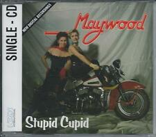 MAYWOOD - Stupid cupid CD SINGLE 3TR (KOCH) 1991 RARE!!