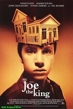 """MOVIE POSTER~Joe the King 1999 Double Sided D/S Original 27x40"""" One Sheet New~"""