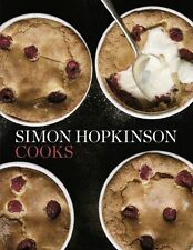 Simon Hopkinson Cooks BRAND NEW BOOK by Simon Hopkinson (Hardback, 2013)