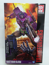 Transformers Exclusive Masterpiece Shattered Glass Optimus Prime NEW