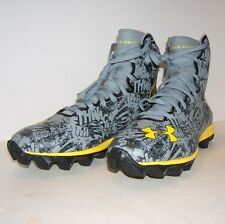 Under Armour ALTER EGO Highlight RM Football Cleats BATMAN 1246277 048 KIDS 5.5Y