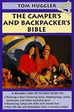 Campers and Backpackers Bible Book Huggler NEW Camping Equipment Gear Map Read+