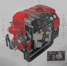 Ziegler Tragkraftspritze Ultra Leicht TS12 - Generalüberholt