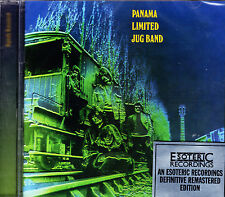 PANAMA LIMITED JUG BAND same + 2 bonus tracks Esoteric CD NEU OVP